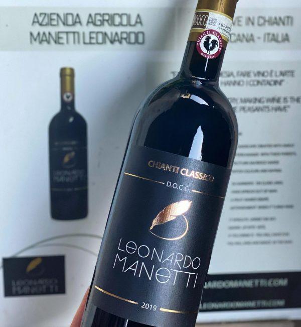 Chianti Classico 2019 Bottled